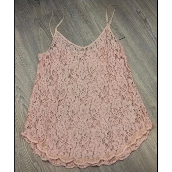Wilfred Tops - Lace tank
